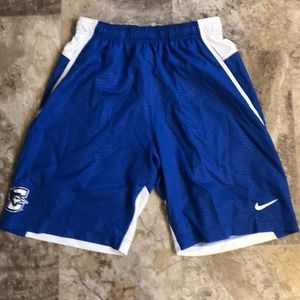 Creighton Dri-Fit Basketball Shorts